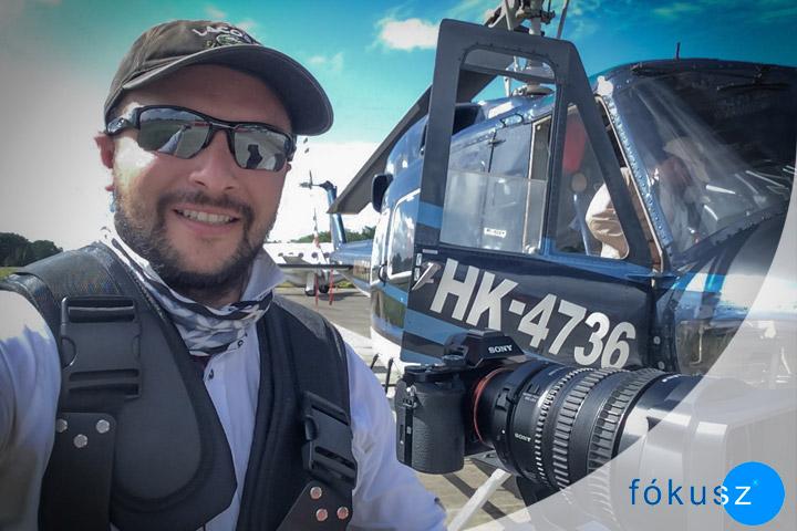 Fotografías y videos de trabajos en alturas o cualquier ambiente, con Fókusz.